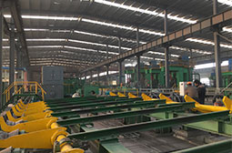 The Biggest Factory of Drilling Steel in China