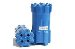 Contact Top to choose suitable rock drill threaded button bits